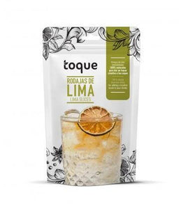 Toque Dried Lime Slices - GINSATIONS