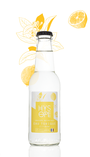 HYSOPE Lemon Tonic Water - GINSATIONS