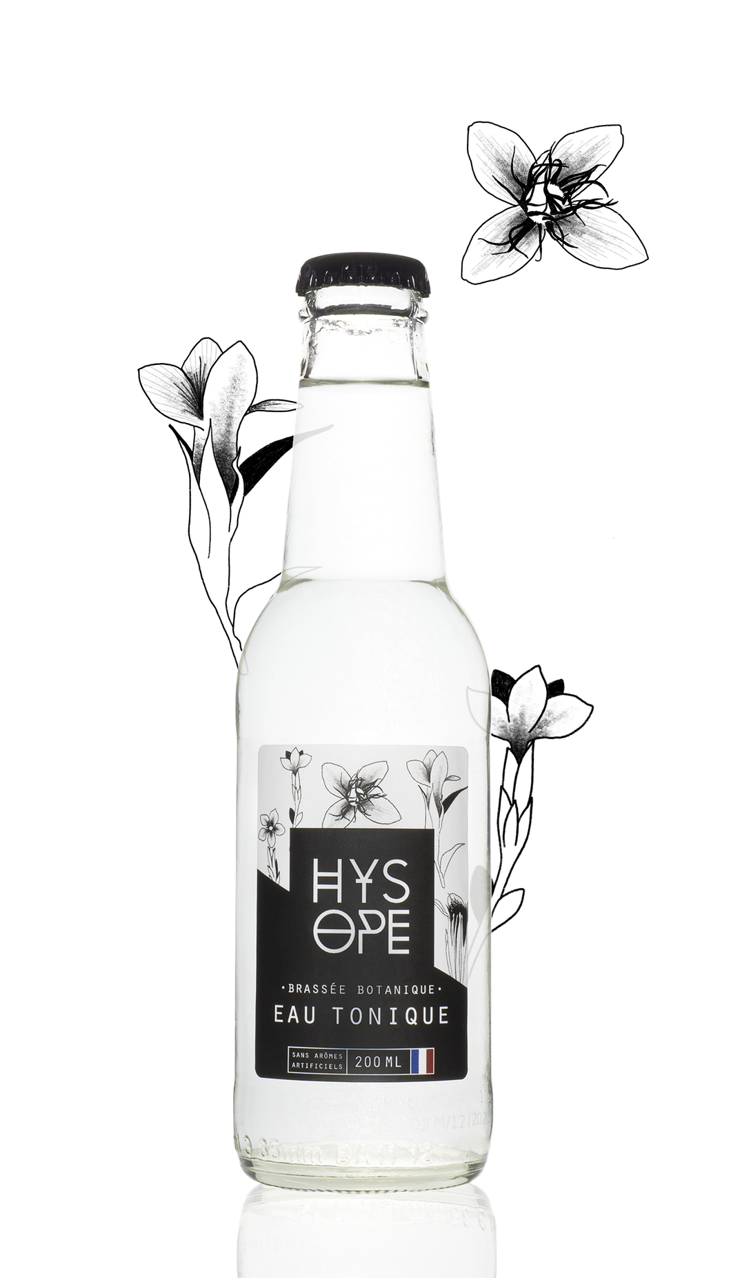 HYSOPE Tonic Water - GINSATIONS