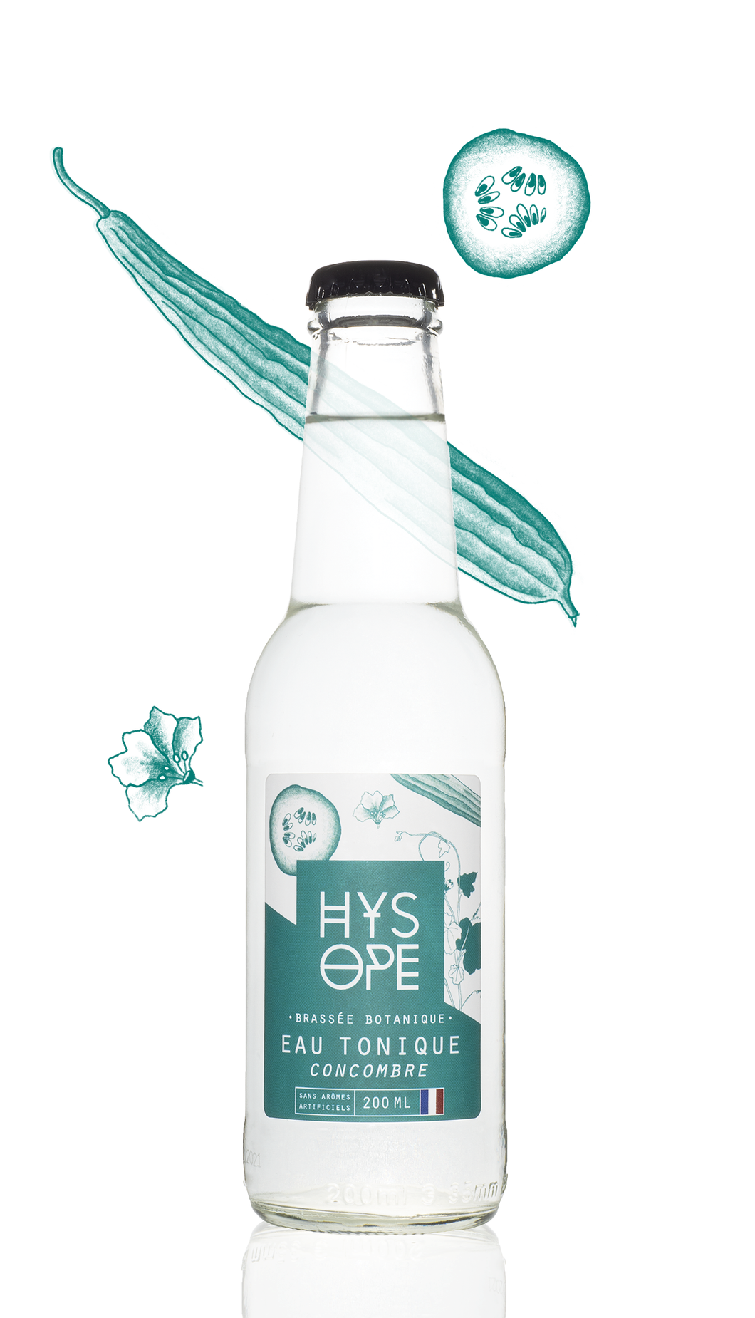 HYSOPE Cucumber Tonic Water - GINSATIONS