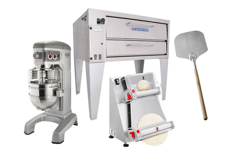 Browse our pizza ghost kitchen equipment series