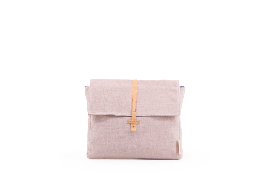 Kodomo Backpack in Soft Pink