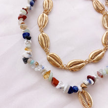 Load image into Gallery viewer, Hope Double Necklace - Ocean
