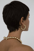 Load image into Gallery viewer, Dylan Hoop Earrings by Young Frankk