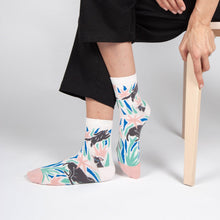 Load image into Gallery viewer, Hound Socks by Slowdown Studio