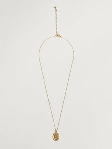 Femme Necklace in Gold by Wolf Circus