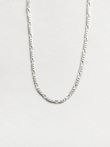 Mila Necklace in Sterling Silver by Wolf Circus