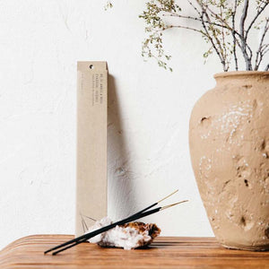 Amber and Moss Incense by PF Candle Co