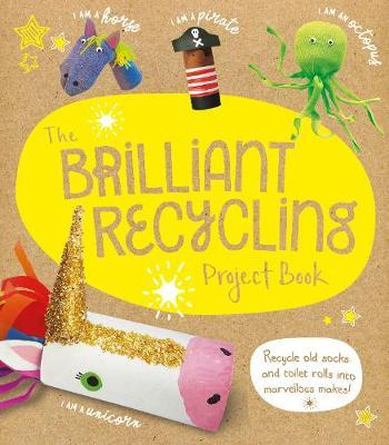 My Brilliant Recycling Project Book!