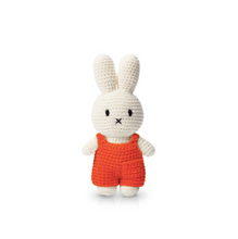 Load image into Gallery viewer, Handmade Miffy in her Overalls