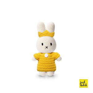 Handmade Miffy Doll with her Crown