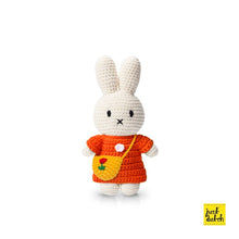 Load image into Gallery viewer, Handmade Miffy Doll with her bag