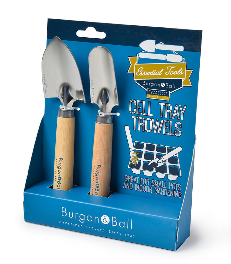 Cell Tray Trowels