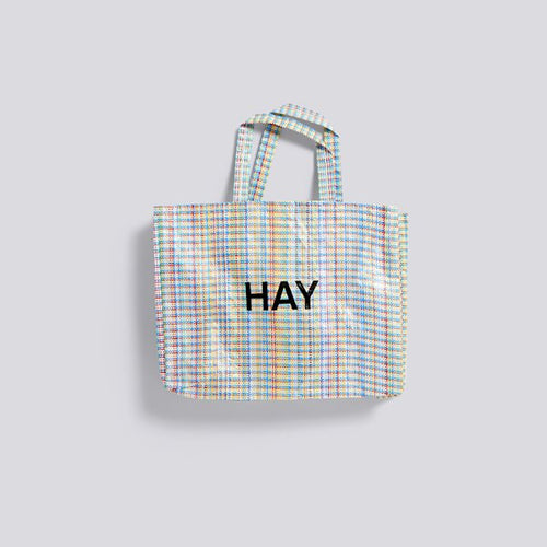 HAY Design Multi-check Shopper