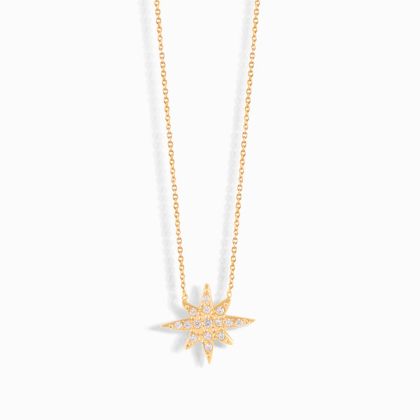Twinkling Star Pendant Necklace