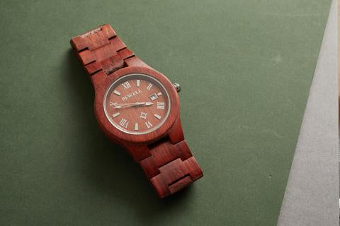 blog feature image - how to treat wood watch