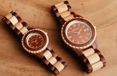 People Love the Eco-friendly Wood Watches