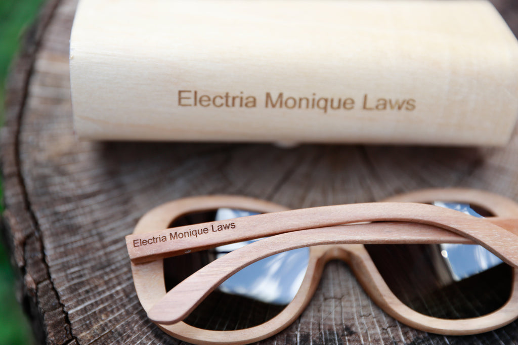 groomsmen gift wooden sunglasses
