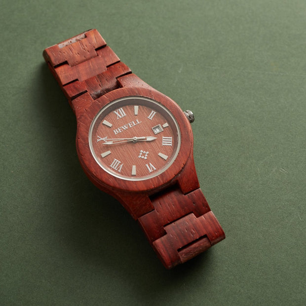 Original fashion handcrafted wood watch