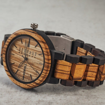 Athena Wooden watch