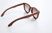 Red sandalwood sunglasses, wooden sunglasses, engraved sunglasses, bewell sunglasses