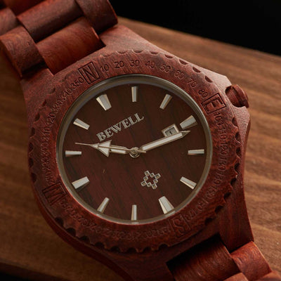 Poseidon · Red Sandalwood