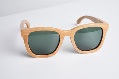 Bamboo sunglasses, wooden sunglasses, Bewell wood sunglasses