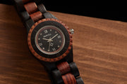 Fashion Handcrafted Wood Watch for ladies