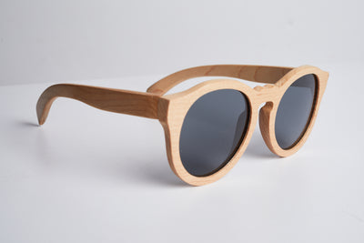 Maple PAN - Premium Handcrafted Lightweight Polarized Sunglasses