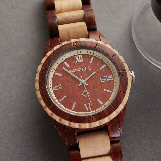 Maple & Red Sandalwood Juno