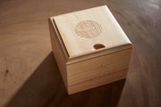 Bewell wood watch box
