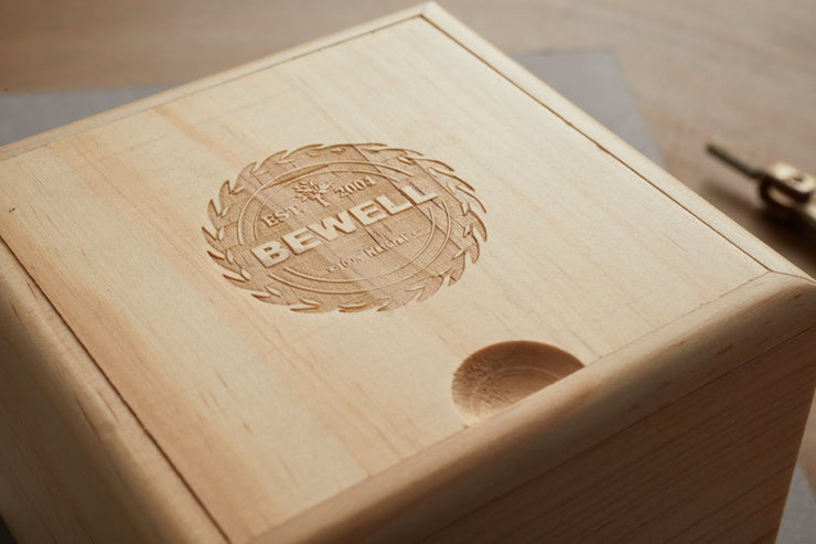 Bewell Watches Wood Watch Box