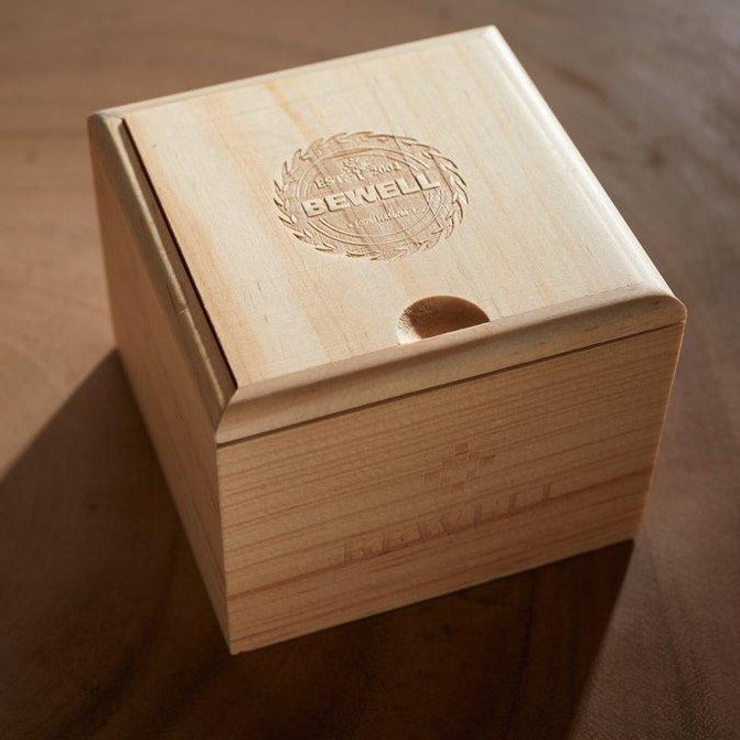 Bewell Wood Watch Boxes