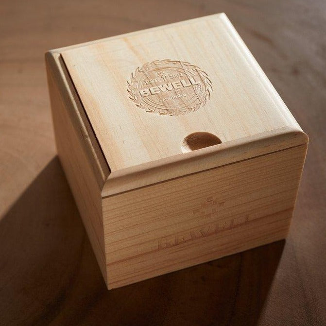 Bewell wood watches box