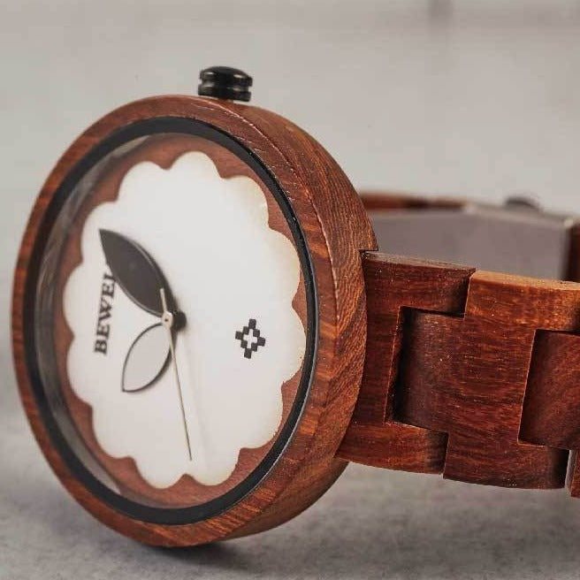 Bewell watches, Bewell ZS-W152A Wood Watch, Engraved Watches