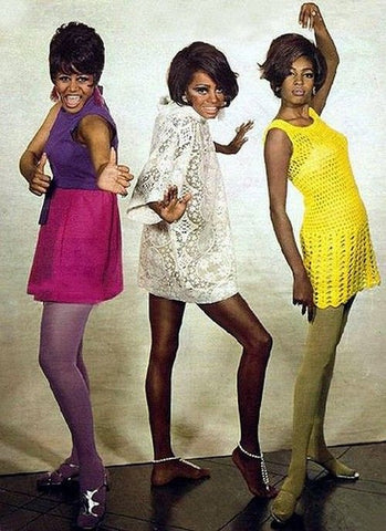 The Supremes 1967 publicity shot