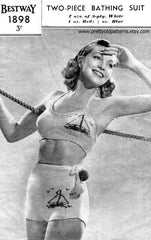 Bikini introduced in the 1940s