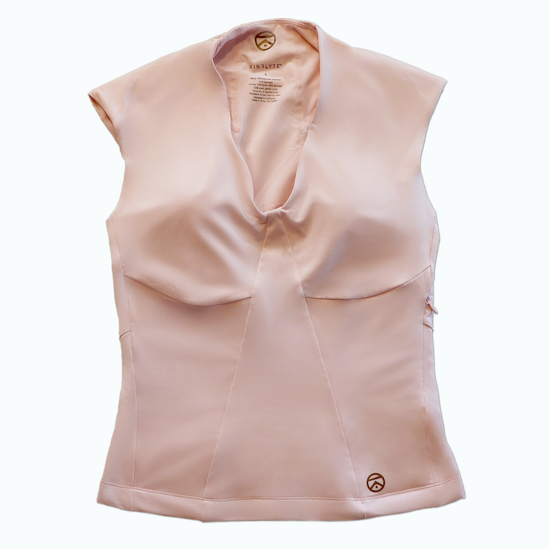 Kinflyte Unity V-Top - Eco Jersey Pink LIMITED EDITION
