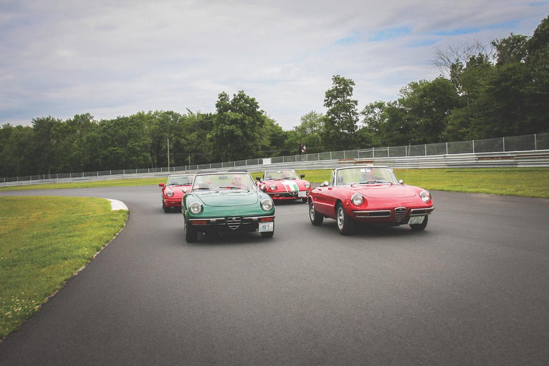 Picking the Best Version of the Alfa Romeo Spider