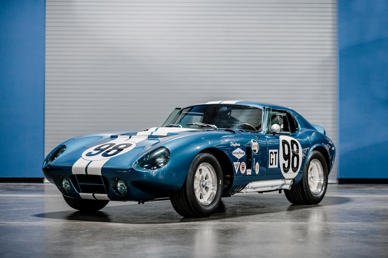Car Catcher: A Shelby-Authorized Continuation Cobra Daytona Coupe