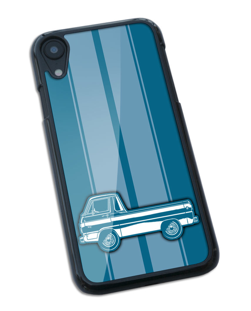 1965 Dodge A100 Pickup Smartphone Case - Racing Stripes
