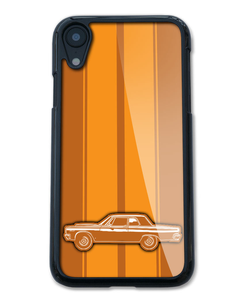 1965 Dodge Coronet Code A990 Smartphone Case - Racing Stripes