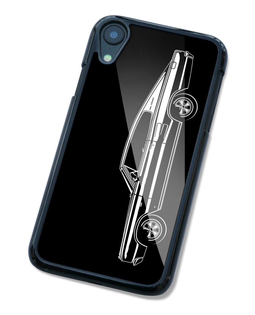 1966 Dodge Charger Coupe Smartphone Case - Side View