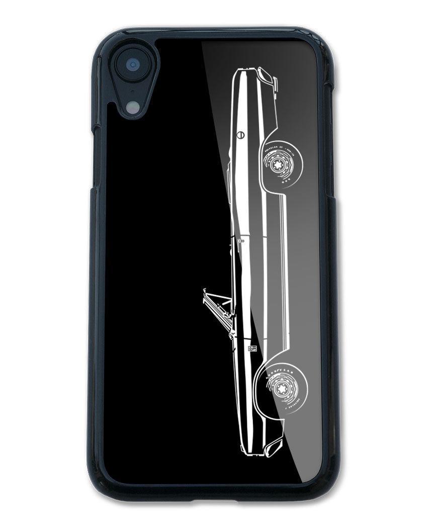 1967 Dodge Dart GT Convertible Smartphone Case - Side View