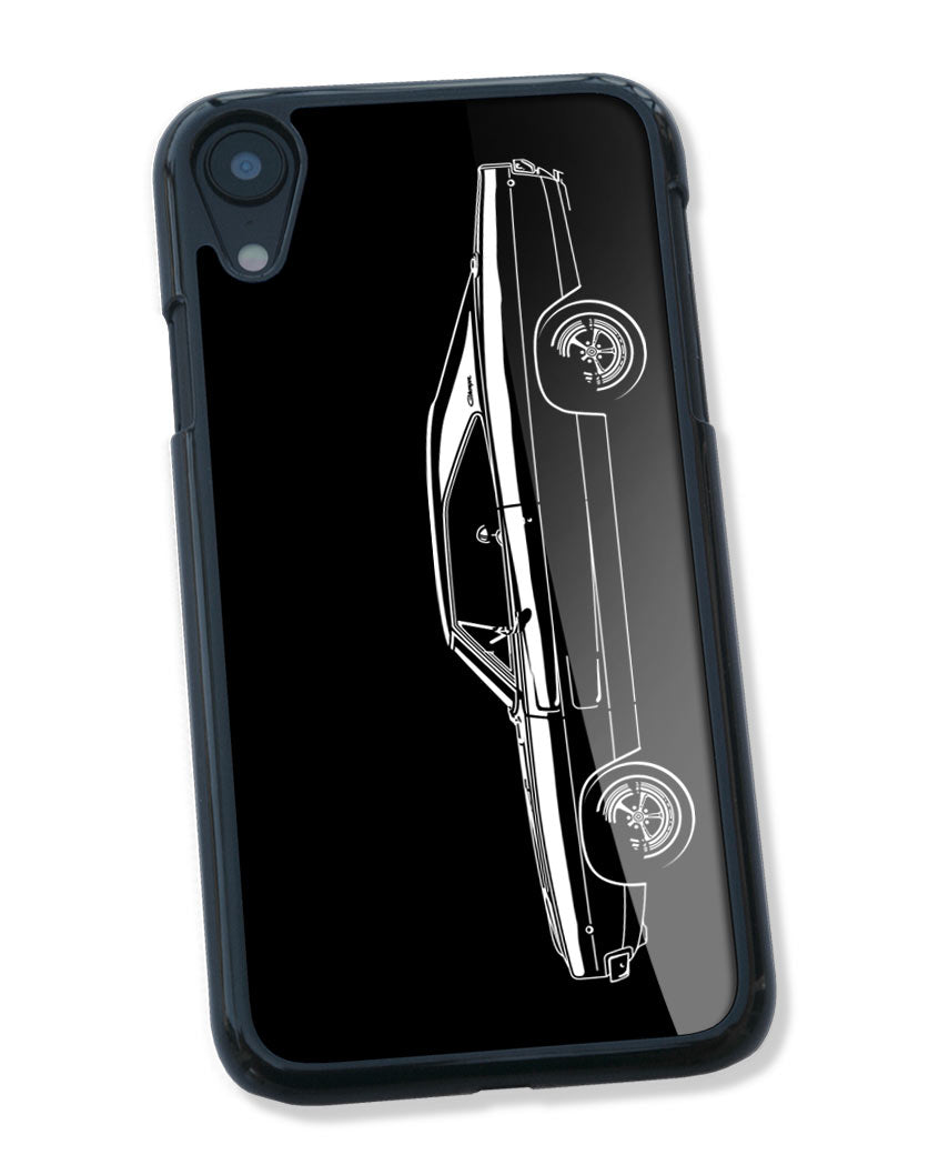 1968 Dodge Charger Base Coupe Smartphone Case - Side View