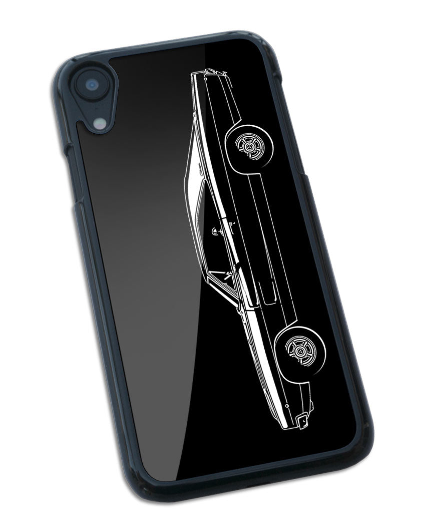1968 Dodge Charger RT Bullitt Hardtop Smartphone Case - Side View