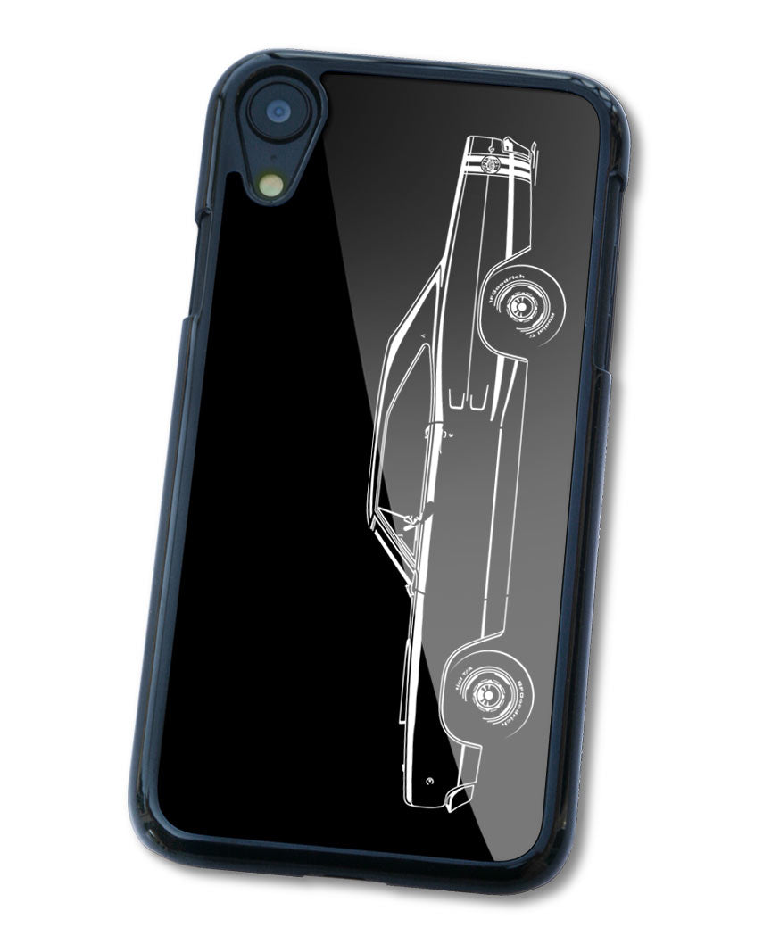 1968 Dodge Coronet Super Bee Coupe Smartphone Case - Side View