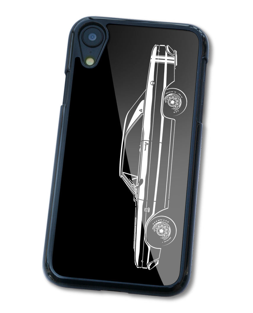 1968 Dodge Dart GTS Coupe Smartphone Case - Side View