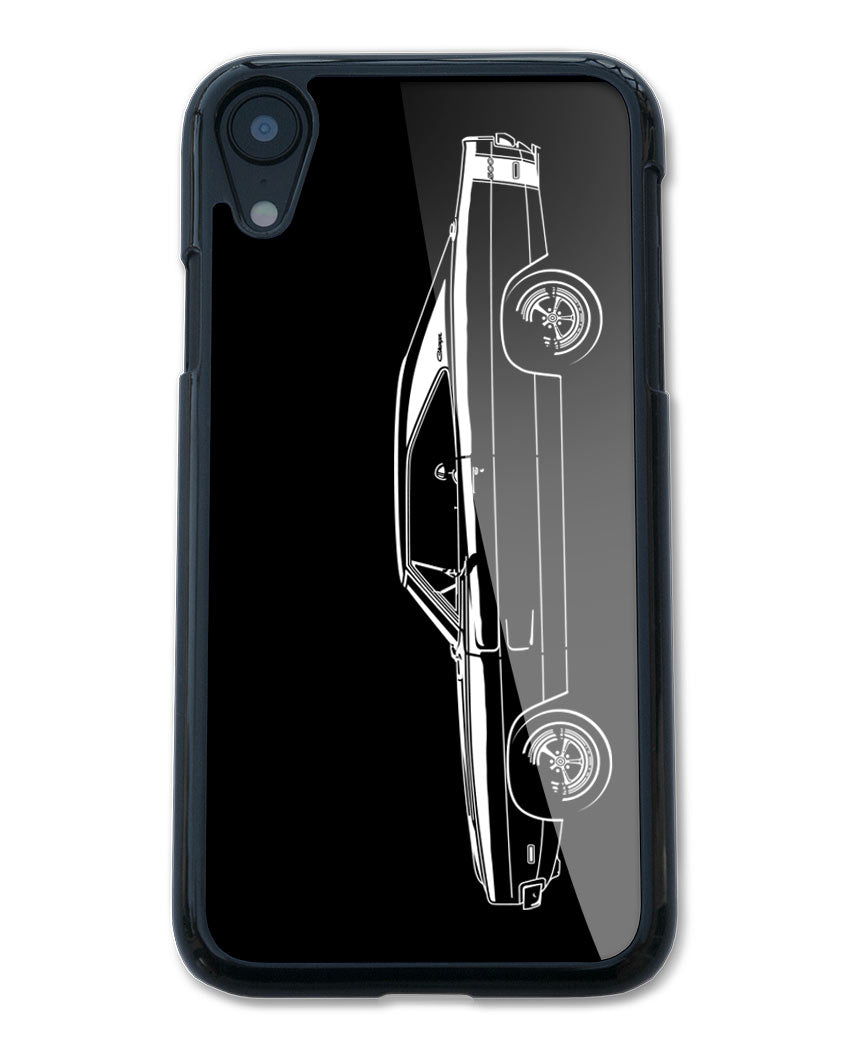 1969 Dodge Charger 500 Coupe Smartphone Case - Side View