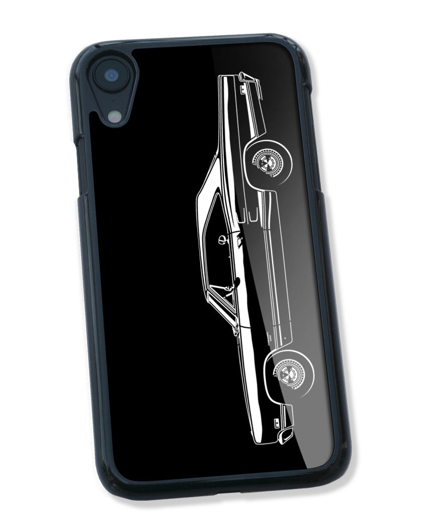 1969 Dodge Coronet 440 Coupe Smartphone Case - Side View